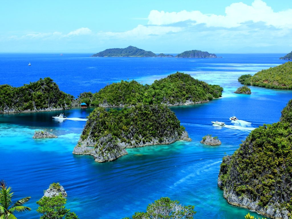 Clark Weeks recommends scuba diving in Raja Ampat, Indonesia